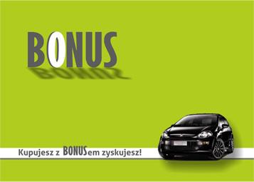 Program lojalnościowy bonus